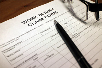 work claim form - The Dickson Firm, L.L.C.